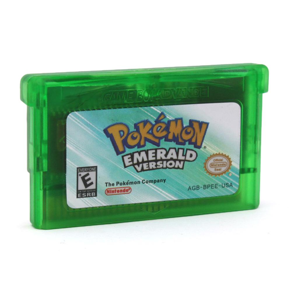 Pokemon Smaragd Edition / Emerald