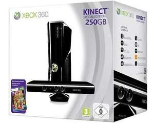 Konsole Slim 250GB #Kinect Adventures Edition