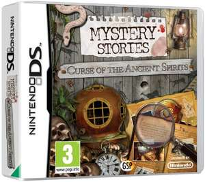 Mystery Stories: Curse of the Ancient Spirits