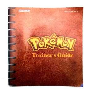 Pokemon Blaue Edition - Spielanleitung / Handbuch / Manual / Guide / Instruction