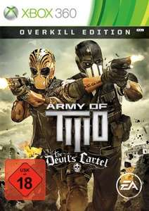 Army of Two: The Devil's Cartel #Overkill Edition