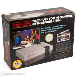 Konsole #Super Mario Bros Set + Spiel + 2 Original Controller + Zubehör