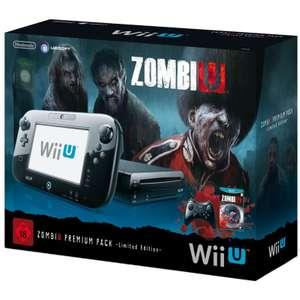 Konsole 32GB #schwarz Zombi U Pak + Spiel + Pro Controller