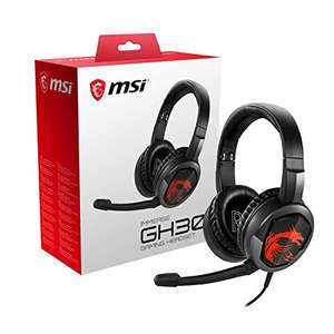 Gaming Headset GH30 #schwarz [MSI]
