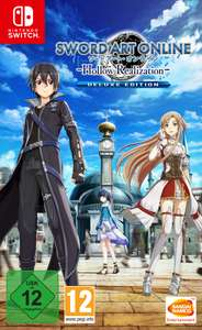 Sword Art Online: Hollow Realization #Deluxe Edition