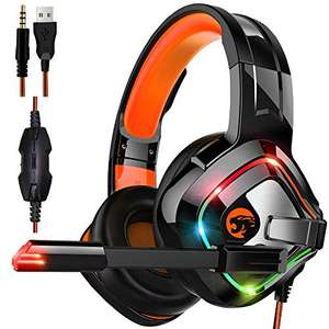 Professional Gaming Headset #orange [STOGA]