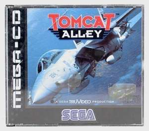 Tomcat Alley #Englisches Cover