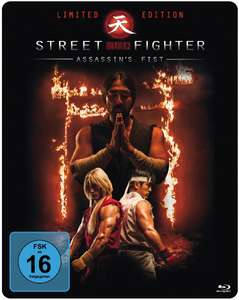 ray - Street Fighter - Assassin's Fist - Steelbook[Limited Edition]