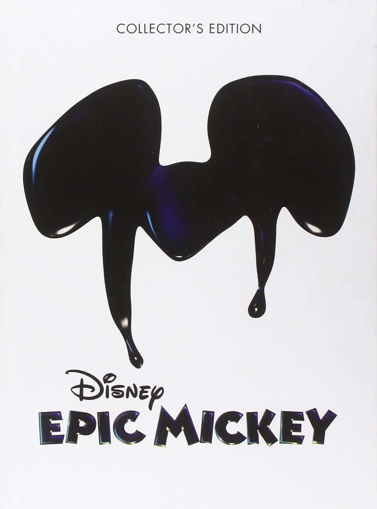 Disney Epic Mickey Collector´s Edition: Prima Official Game Guide Gebundene Ausgabe - 30. November 2010