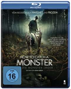 ray - How to Catch a Monster: Die Monster-Jäger