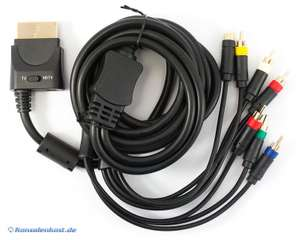 Komponentenkabel / Component AV HD Cable [Dritthersteller]