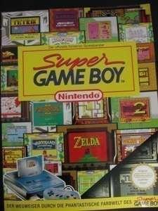 Super GameBoy - Der offizielle Nintendo Spieleberater