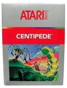Centipede #Silverlabel