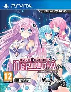 Hyperdimension Geimu Neptunia Re; Birth 2 Sisters Generation