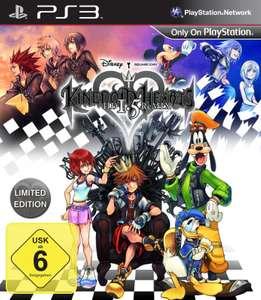 Kingdom Hearts HD 1.5 ReMIX #Limited Edition