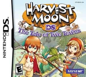 Harvest Moon DS: Geschichten zweier Städte / Tale of Two Towns