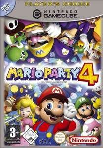 Mario Party 4 [Players Choice]