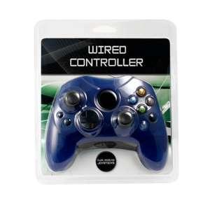 Controller / Pad #blau-transparent [Dritthersteller]