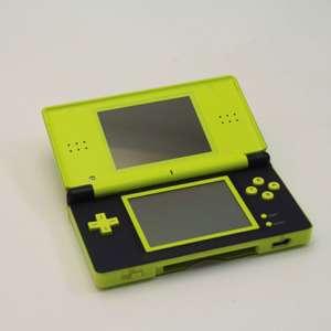 Konsole #grün-dunkelblau Custom Case + Netzteil