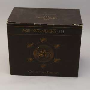 Age of Wonders III / 3 #Collector's Edition