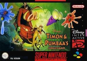 Timon & Pumbaas Spielesammlung / Timon & Pumbaa's Jungle Games