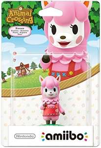 Animal Crossing Collection Figur: Rosina / Reese / Risa