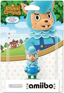 Animal Crossing Collection Figur: Björn / Cyrus / Kaizo
