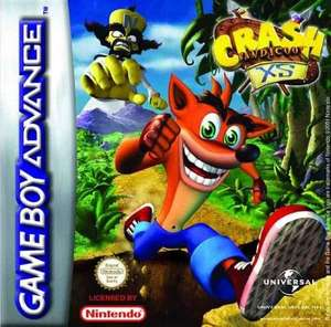 Crash Bandicoot 1: The Huge Adventure