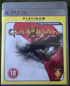 God of War 3 [Platinum]