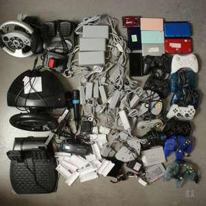 3DS, DS, Kamera, Controller, Lenkräder, Kabel, Zubehör