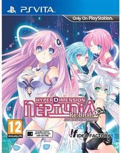Hyperdimension Neptunia: Rebirth 2