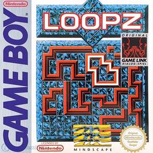 Loopz #DMG-LP-USA - Spielanleitung / Handbuch / Manual / Guide / Instruction