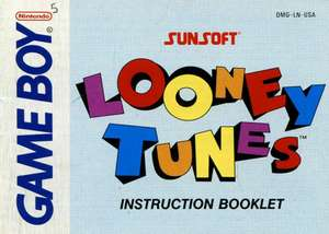 Looney Tunes #DMG-LN-USA - Spielanleitung / Handbuch / Manual / Guide / Instruction