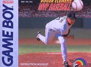 Roger Clemens MVP Baseball #DMG-VM-USA - Spielanleitung / Handbuch / Manual / Guide / Instruction