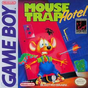 Mouse Trap Hotel #DMG-MH-USA - Spielanleitung / Handbuch / Manual / Guide / Instruction