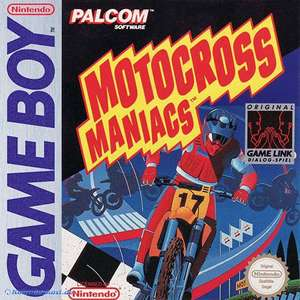 Motocross Maniacs #DMG-MX-NOE - Spielanleitung / Handbuch / Manual / Guide / Instruction