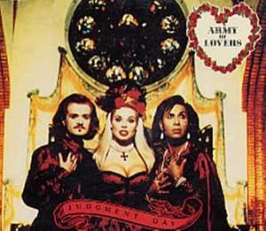 Army of Lovers - Judgement day