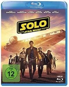 ray - Solo: A Star Wars Story [Blu-ray] [Walt Disney Studios Home Entertainment]