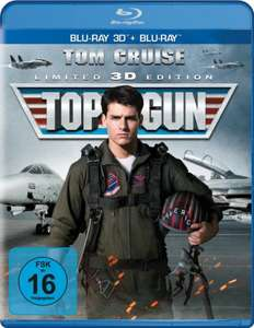 ray - Top Gun [Blu-ray 3D] [Limited Edition] [Paramount Pictures Germany GmbH]