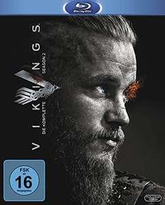 ray - Vikings - Season 2 [Blu-ray]