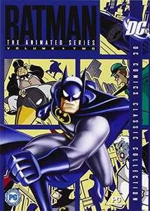 Batman DC Collection Volume 2 [4 DVDs] [UK Import] [WARNER HOME VIDEO]