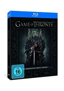 ray - Game of Thrones - Staffel 1 [Blu-ray]