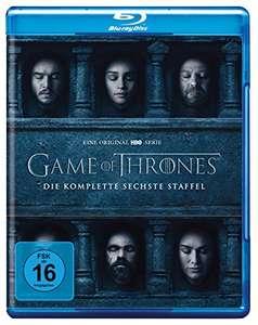 ray - Game of Thrones - Staffel 6 [Blu-ray] [Warner Home Video]