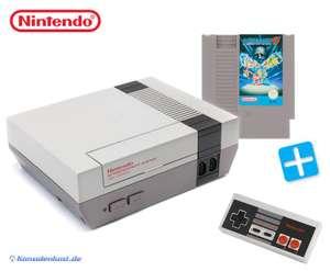 Konsole + Mega Man 3 + Original Controller + Zubehör