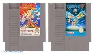 Mega Man 2 + 3