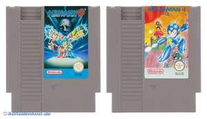 Mega Man 3 + 4