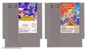 Mega Man 1 + 2