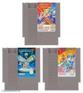 Mega Man 2 + 3 + 4