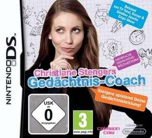 Christiane Stengers Gedächtnis-Coach