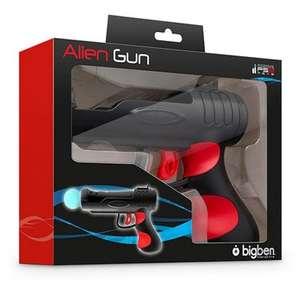 Move Controller Aufsatz: Light Gun / Pistole / Phaser / Blaster / Rifle Alien [BigBen]